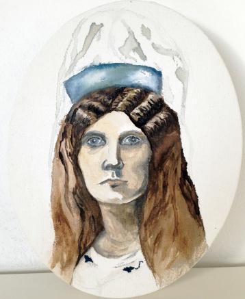 Iceland portrait