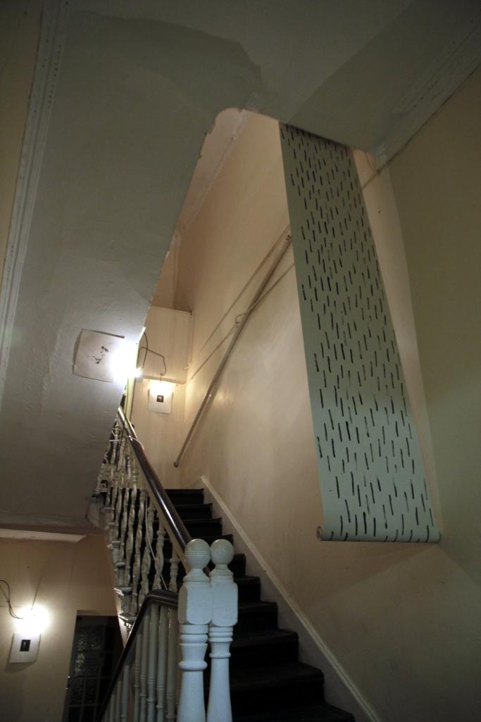 banister roll