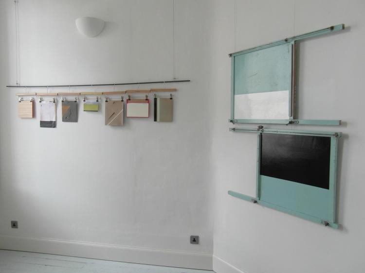 'Manipulated Hanging', 'Framed', 'Overture' 2014, Damer House Gallery, Roscrea copy