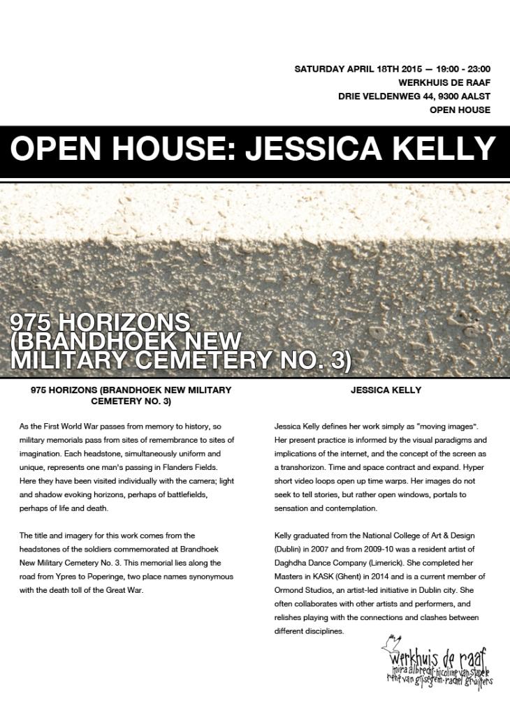Jessica Kelly Werkhuis de Raaf