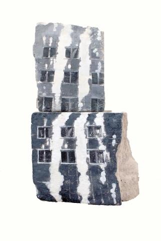 Die Plattenbauten_ Sculpture I and II.jpg